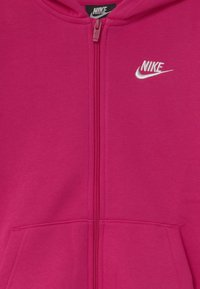 Nike Sportswear - CORE SET - Tracksuit - fireberry/white - 3