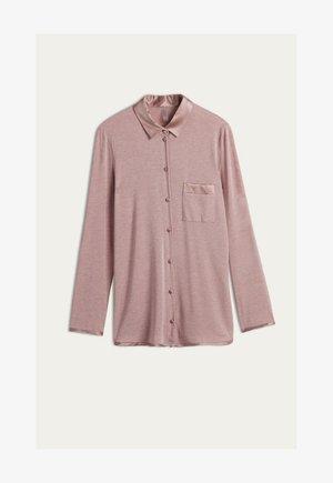 Pyjama top - rosa - i - elegant pink blend