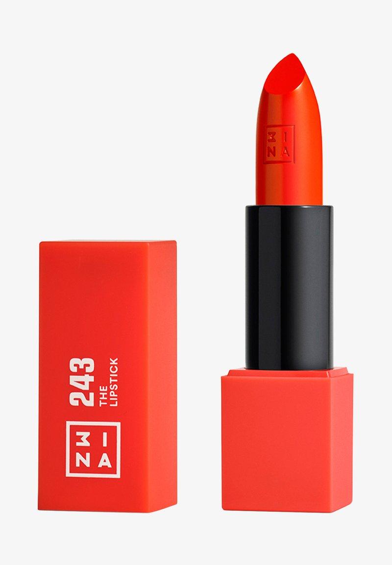 3ina - THE LIPSTICK - Lipstick - 243 shiny coral red