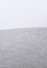 Brave Soul - ROOSEVELT - Sweatshirt - optic white/light grey marl/jet black - 6