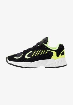 YUNG-1 - Sneakers basse - core black/hi-res yellow