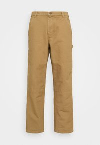 The North Face - BERKELEY  - Trousers - utility brown - 4