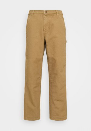 BERKELEY  - Trousers - utility brown