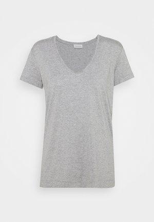 FEVIA - Jednoduché triko - med grey