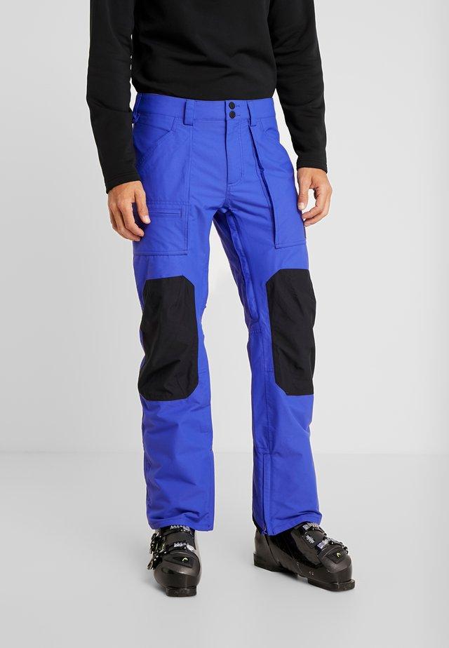 SOUTHSIDE - Pantalon de ski - royal/trublk
