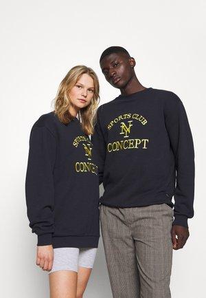 ARCH CREW UNISEX - Sweater - navy