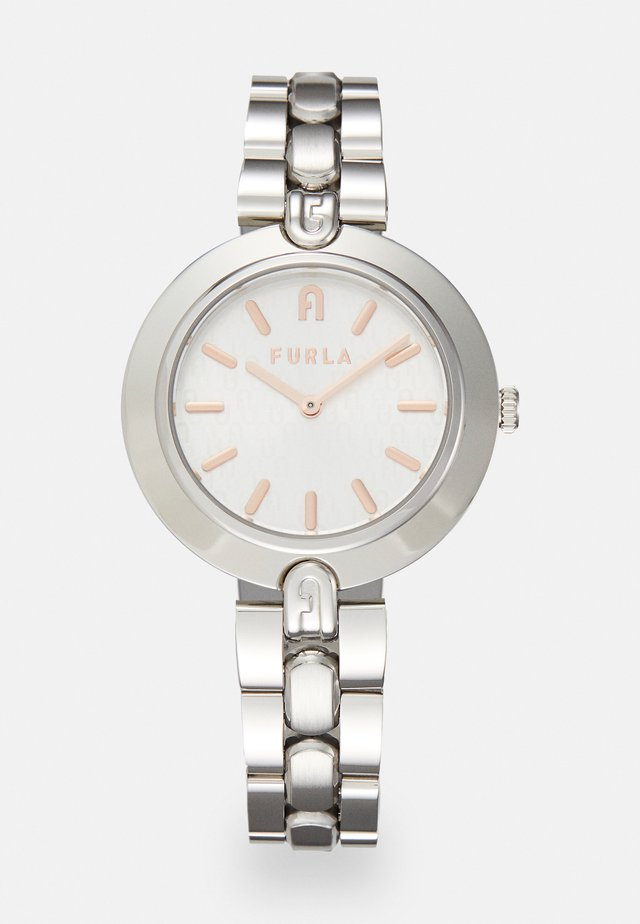 FURLA LOGO LINKS - Watch - silver-coloured
