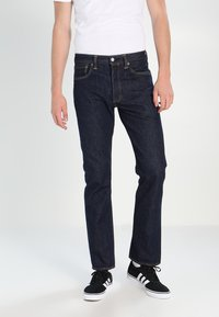 Levi's® - 501 ORIGINAL FIT - Jean droit - blue - 0