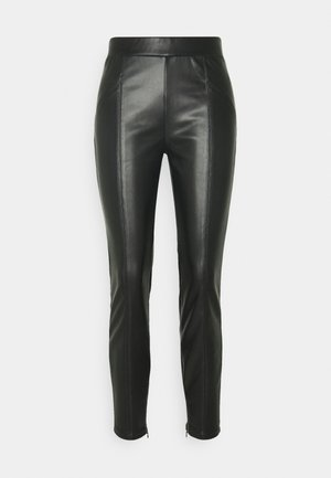 NMDUST LEGGING - Leggings - Trousers - black