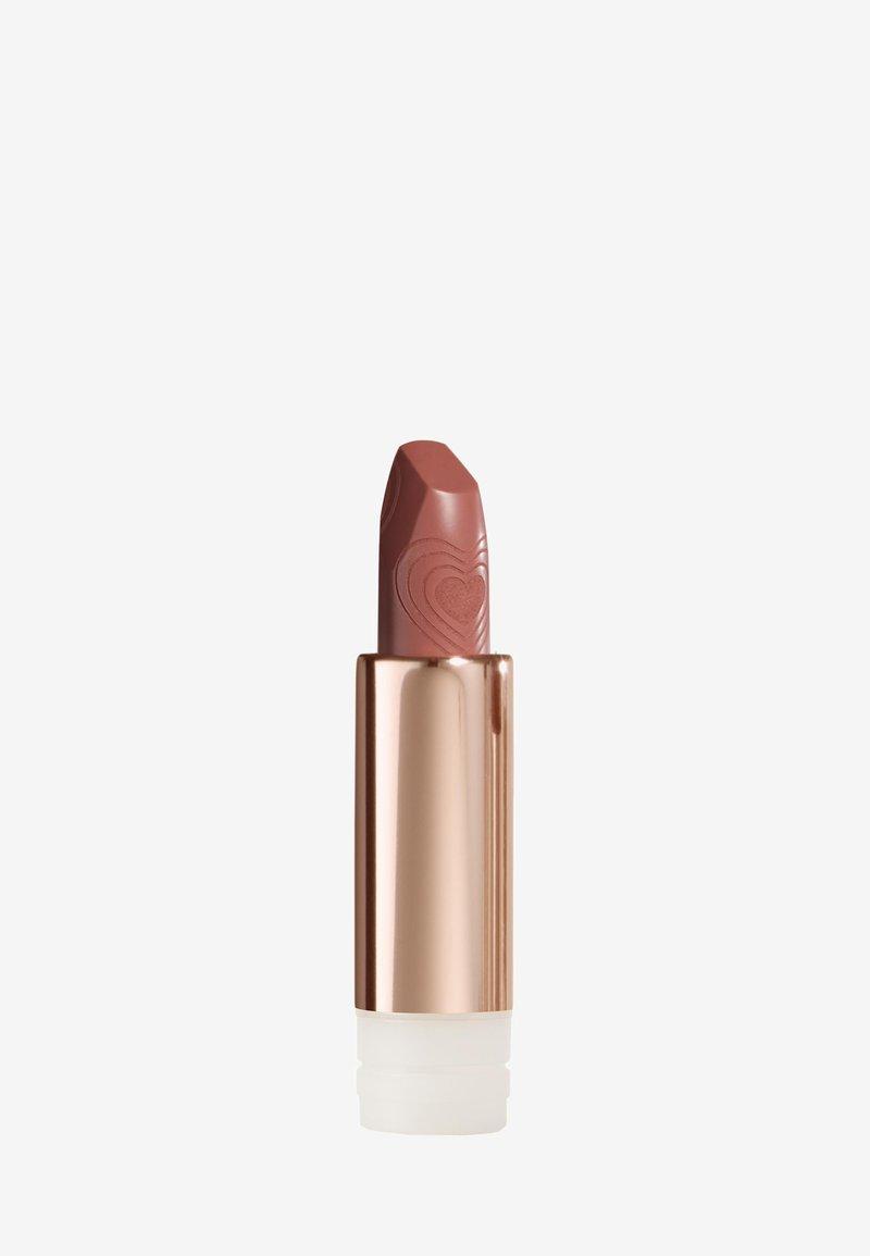 Charlotte Tilbury - K.I.S.S.I.N.G REFILL - Lipstick - nude romance