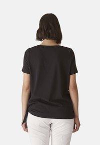 Elena Mirò - Print T-shirt - nero - 2