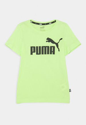 LOGO UNISEX - T-shirt imprimé - sharp green