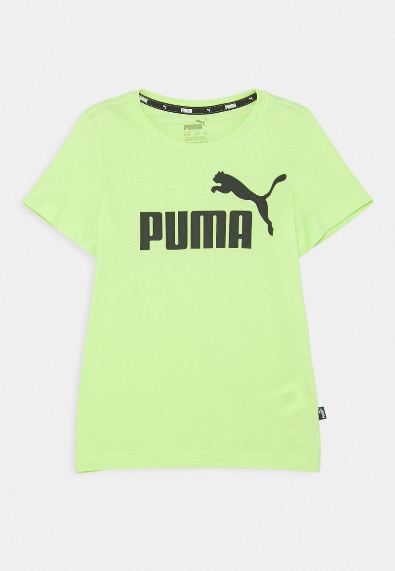 Puma - LOGO UNISEX - T-shirt imprimé - sharp green
