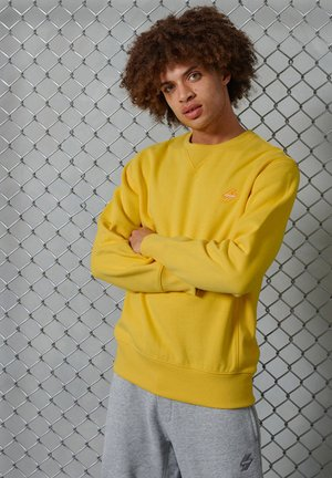 SPORTSTYLE - Sweater - nautical yellow