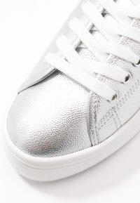 No Name - PLATO - Trainers - white/silver - 2