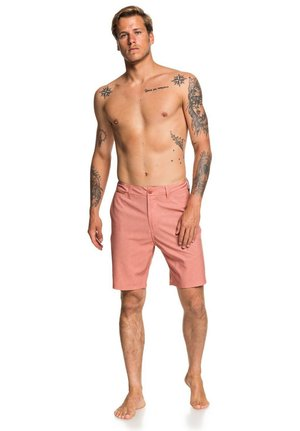 UNION HEATHER AMPHIBIEN BOARDSHORTS  - Sports shorts - redwood