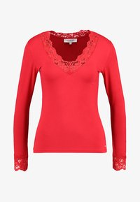Morgan - TRACY - Longsleeve - tango red - 3