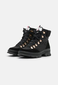 Les Tropéziennes par M Belarbi - CAKE - Lace-up ankle boots - noir - 2
