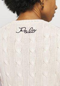 Polo Ralph Lauren - Camiseta básica - cream - 4