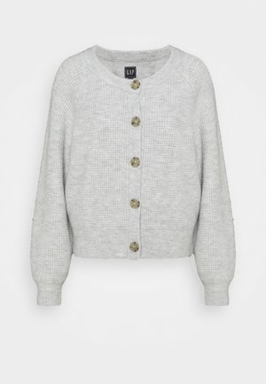CARDI AIRY - Kardigan - light heather grey