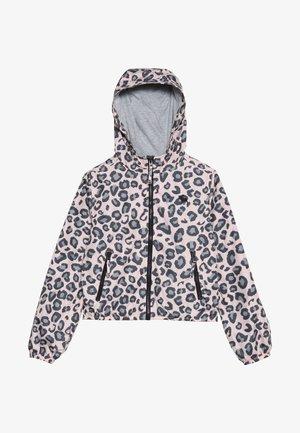 Light jacket - pink/grey