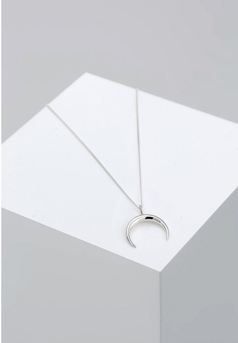 Elli - MOND - Necklace - silver-coloured