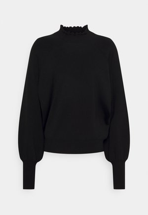 TALISA - Jumper - black