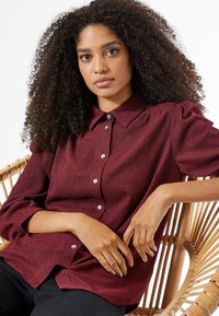 Dorothy Perkins - Button-down blouse - red - 4