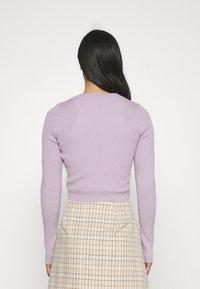 Even&Odd - Vest - lilac - 2