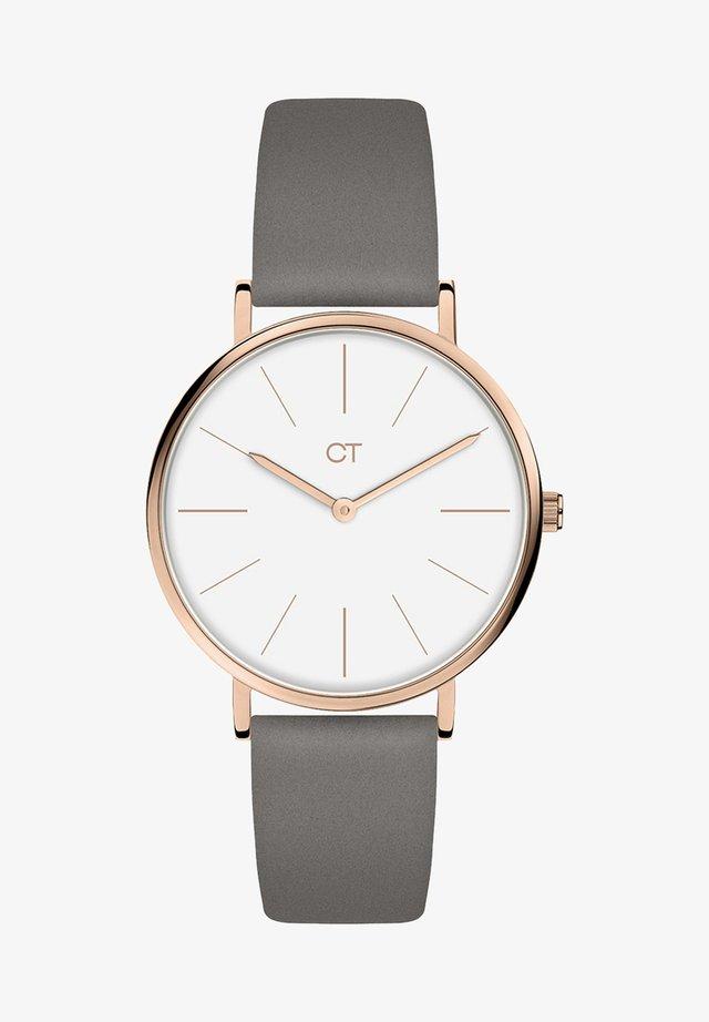 Watch - grau-rosé