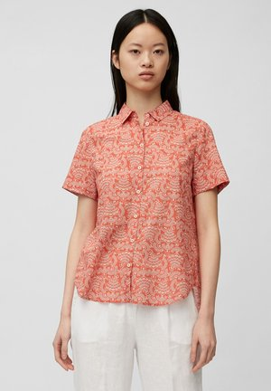 Button-down blouse - multi
