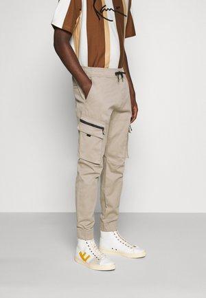 UTILITY TAB - Kalhoty - vintage khaki