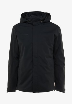 TROVAT  - Hardshell jacket - black phantom