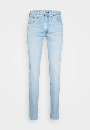 SKINNY TAPER - Skinny džíny - light-blue denim