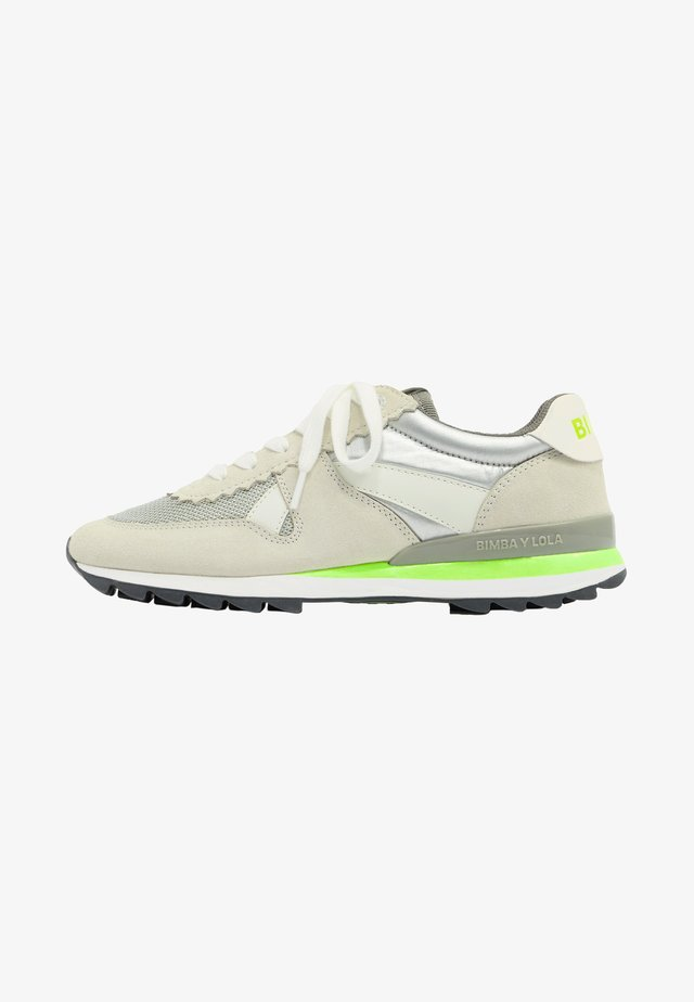 SILVER TECHNICAL  - Sneakers laag - silver