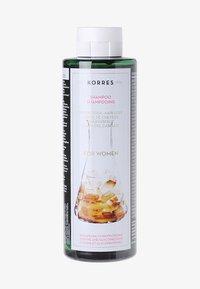 Korres - CYSTINE & GLYCOPROTEINS SHAMPOO FOR HAIR LOSS - Shampoo - - - 0