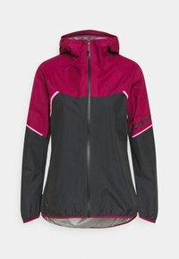 Dynafit - ALPINE - Hardshell jacket - beet red - 0