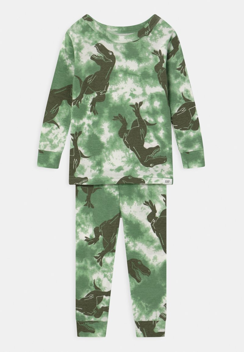 GAP - TODDLER DINO UNISEX - Pyjama set - stringbean