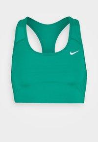Nike Performance - NON PADDED BRA - Sport-BH mit mittlerer Stützkraft - neptune green/white - 0