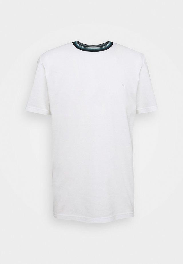 MENS REG FIT - T-shirt basique - white
