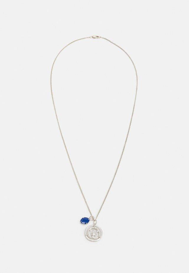 ETERNITA PENDANT - Necklace - silver