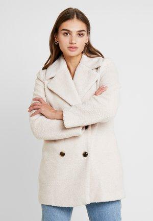 BROOKE COAT - Krátký kabát - cream