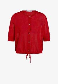 Oui - Cardigan - fiery red - 5