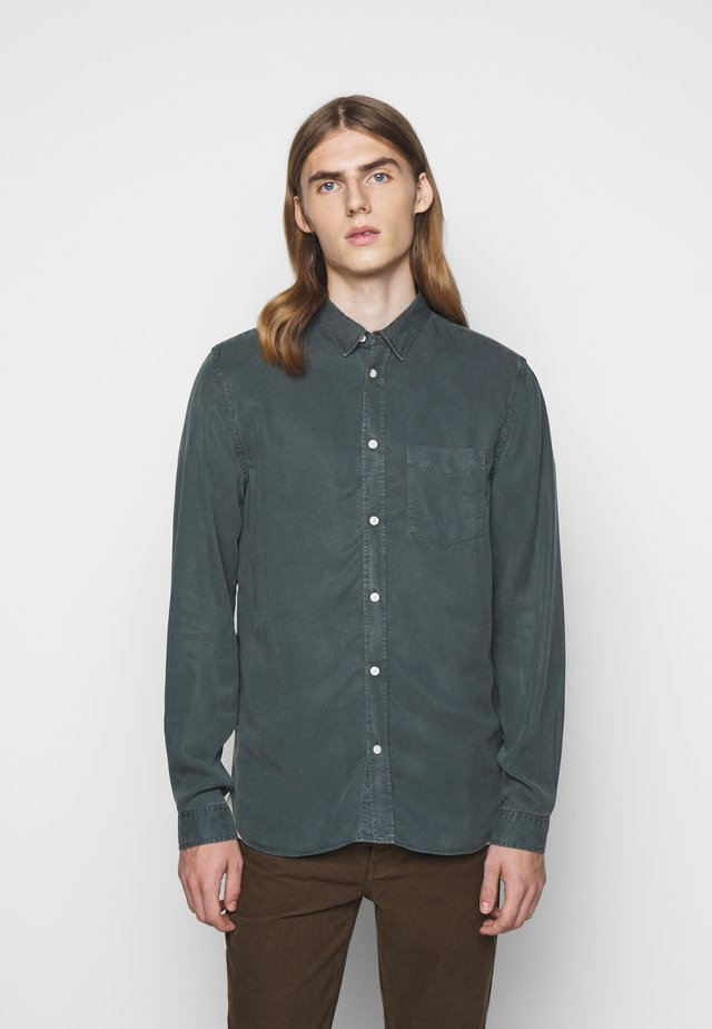 HENDRIX - Shirt - teal