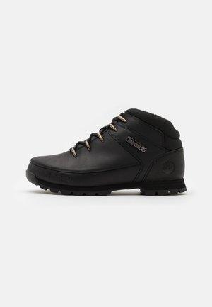 EURO SPRINT HIKER - Veterboots - black