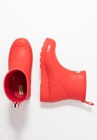 Hunter ORIGINAL - PLAY BOOT SHORT VEGAN  - Wellies - red - 3