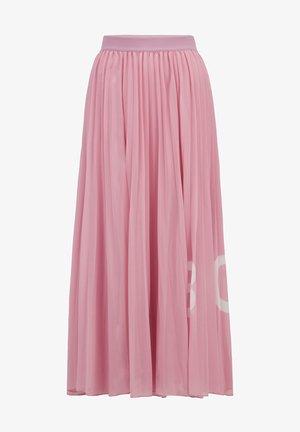 TIPLISSEE - Maxi skirt - light purple