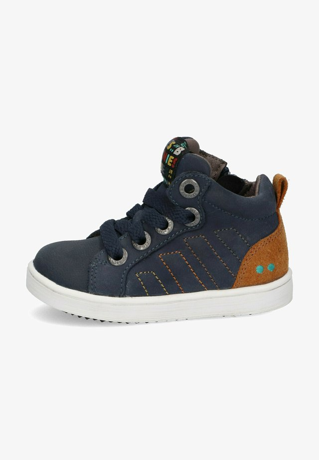 POL PIT  - Baby shoes - blue