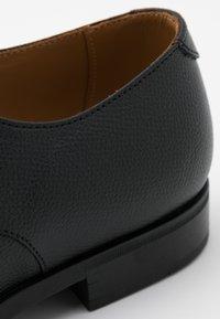 Emporio Armani - Smart lace-ups - black - 5
