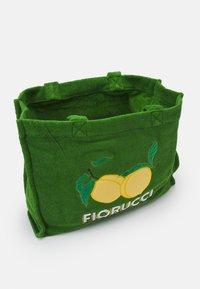 Fiorucci - LA PESCA TOWELLING TOTE BAG UNISEX - Shopper - green - 3